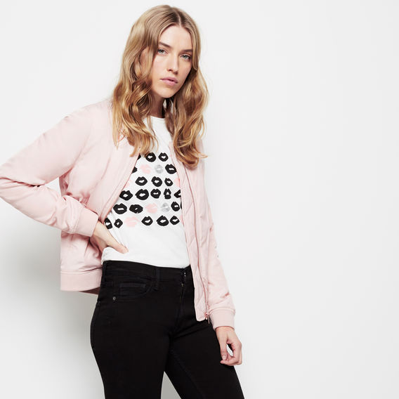 How to wear the Bomber Jacket - Styled By Sally