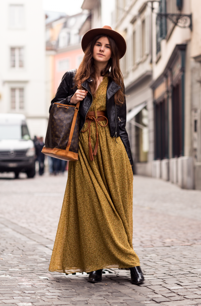 Winter Maxi Dresses